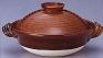 アメ釉 土鍋