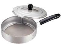 ギンナン煎り 焙煎器