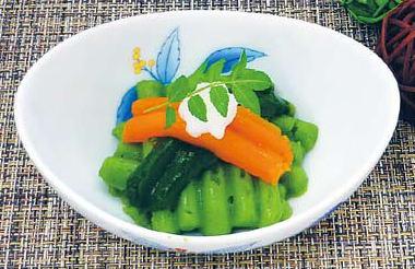 アサヒ ソフト食シリコン型野菜型